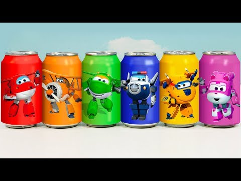 Super wings went into a cool drink and looked different.