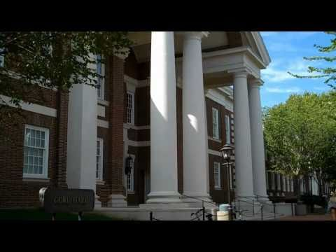 University Of Delaware Campus Tour