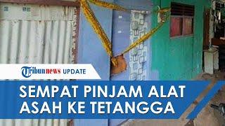 Pemuda 17 Tahun Mutilasi Pegawai Minimarket Di Bekasi, Sempat Pinjam Alat Asah Ke Tetangga