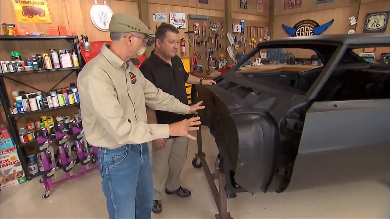 Reproduction Musclecar Bodies (Year One) - YouTube