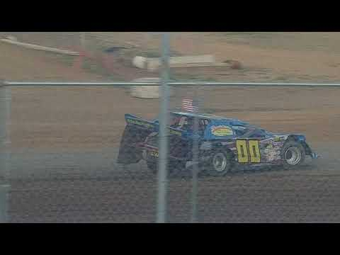 8 19 17 late model heat coos bay speedway