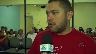 Vereador Samuel Isidoro Lançamento do programa SINALIZE em Quixeré