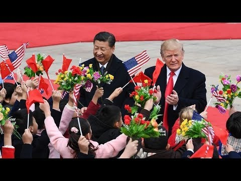 President Trump's 'State Visit Plus' to China