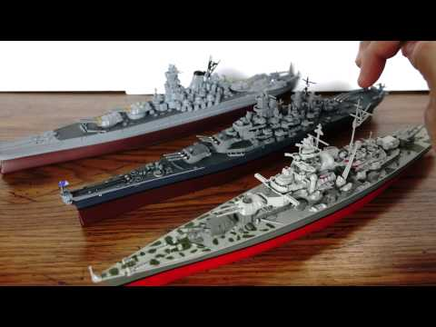What if:  Battleship vs Battleship!