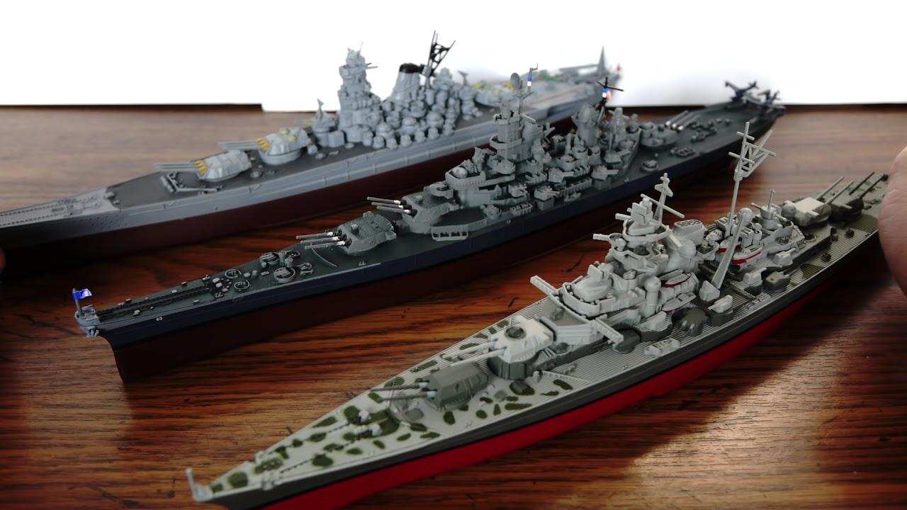 USS Iowa vs IJN Yamato - Japanese Battleships - World of Warships