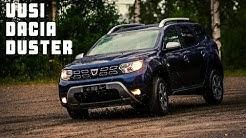 Testissä uusi Dacia Duster (2019) (test drive)