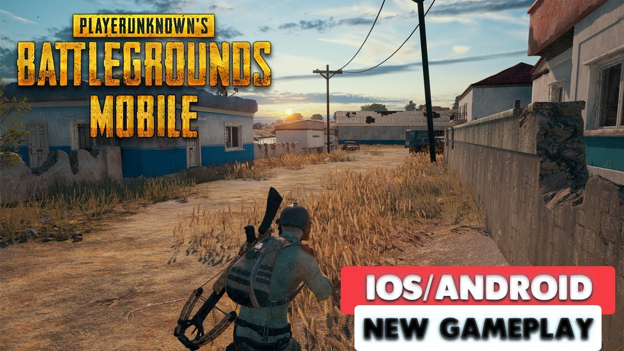 Pubg Mobile Official Gameplay Ios Android