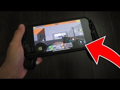 WILL THIS MAKE ME A PIXEL GUN 3D PRO? (Gamesir F1 Joystick Grip Review)