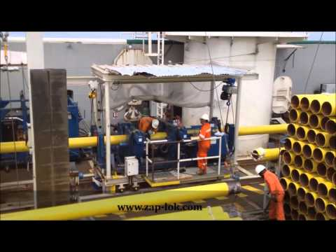 Zap-Lok Pipeline Technology Offshore