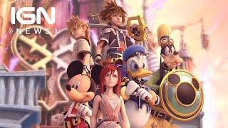 Square Enix Revealing 'Secret Title' at E3 - IGN News