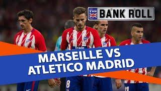 Marseille vs Atletico Madrid   2018 EUROPA LEAGUE FINAL   Match Predictions