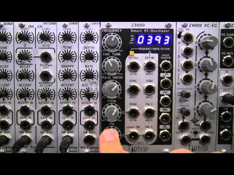 Modular Wild Presents PROFILE-Tiptop Audio Z3000 Mk. II