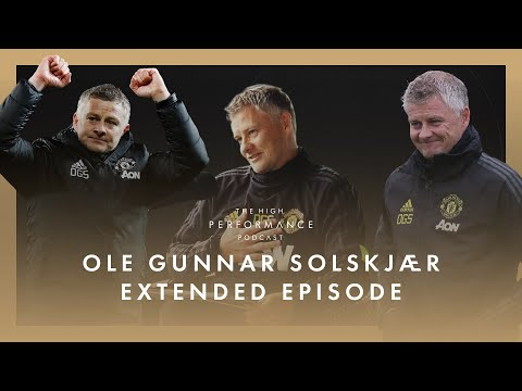 Ole on Ronaldo helping sign Bruno, Rebuilding the Culture at Man Utd | High Performance Podcast