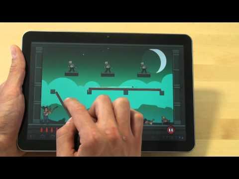 Samsung P7100 Galaxy Tab 10.1v Test Multimedia