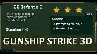 Gunship Strike 3D Hunt Helicopter 26 mission