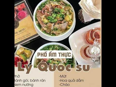 Các Điểm Ăn Vặt Gắn Liền Với Từng Góc Phố ở Hà Nội