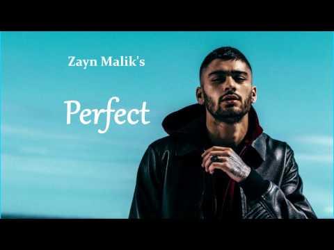 Zayn Malik -Perfect LYRICS (Ed Sheeran Cover)
