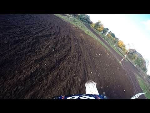 A Lap Around Z Racing Motocross~GoPro Hero 4 SIlver~Sam Aust