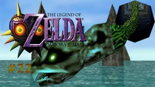 Cuidado con las serpientes marinas/The Legend of Zelda: Majora´s Mask #22