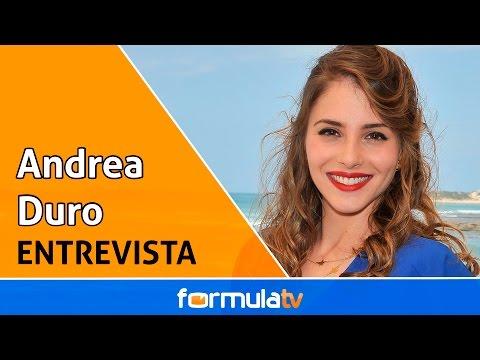 Andrea Duro niega las orgías de 'Física o química'. ¿Se enfadó con Úrsula Corberó?