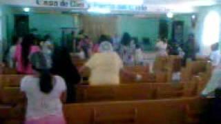 IGLESIA APOSTOLICA DE LA FE EN CRISTO JESUS, OJINAGA. CHIHUAHUA