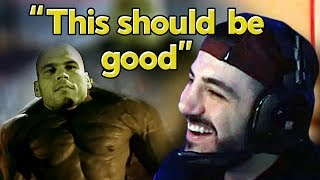 "Nickmercs Reacts to Our Montage ""We Enhanced HighDistortion with this Fortnite Edit"""