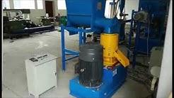 линия за производство на пелети 350-400 кг час