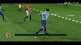 dream league soccer 2018 android gameplay 1