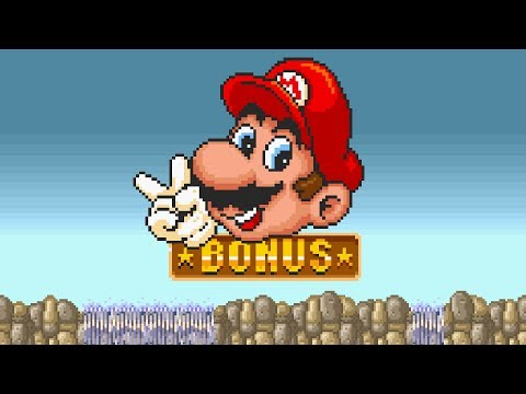 Super Mario All-Stars Bonus Theme Remix (Mario Bros. 1)
