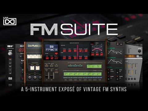 UVI FM Suite |Trailer