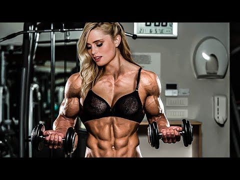 SUPER STRONG GIRLS | Female Bodybuilding Motivation💪