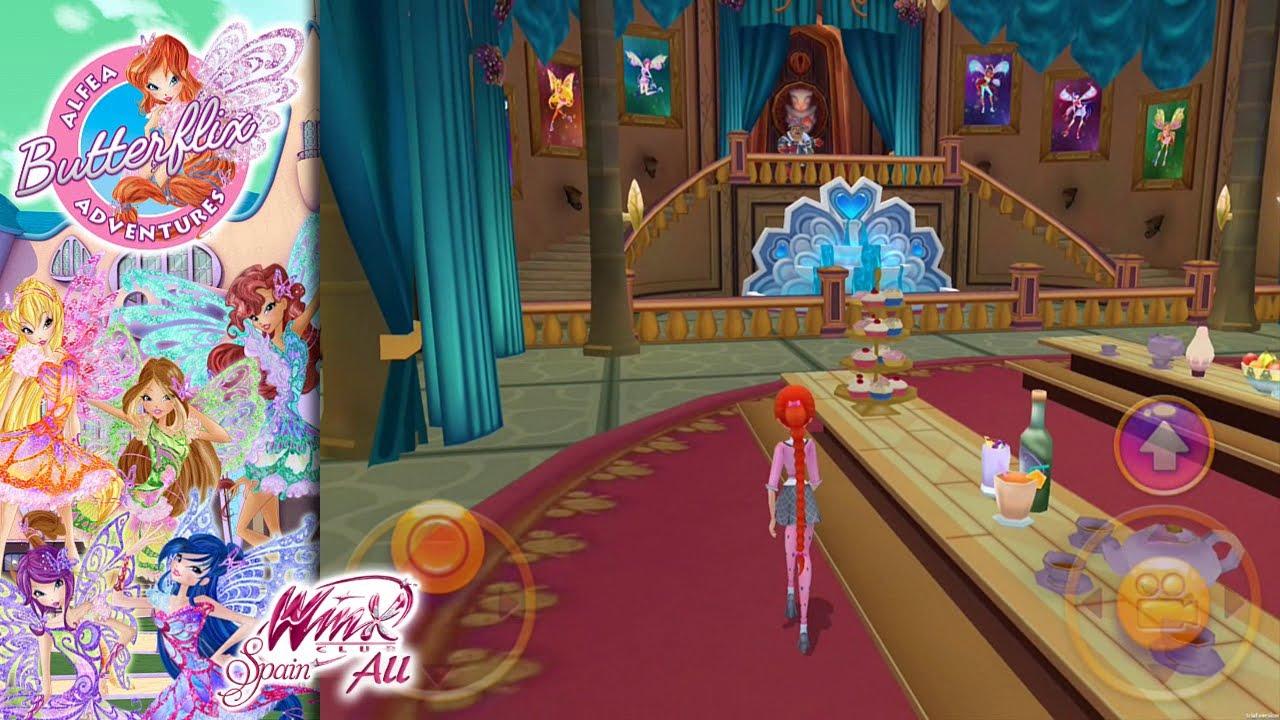 Review App Winx Butterflix Adventures #1: Starting!