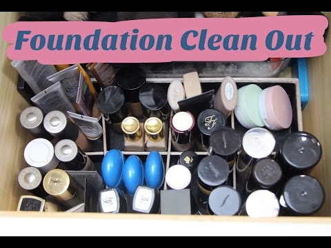 Foundation Clean Out | LisaSz09
