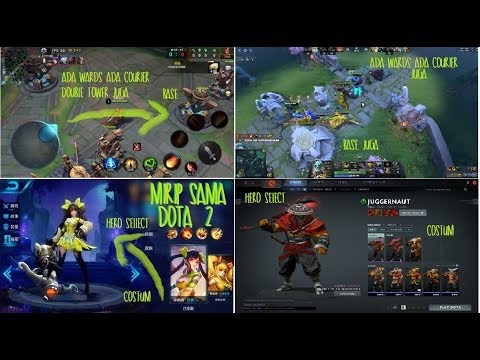 This MOBA Same With Dota 2 | 小米超神 Android / IOS MOBA Made By Xiaomi?