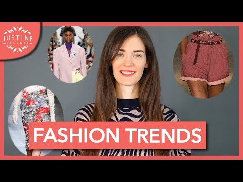 FASHION TRENDS Spring/Summer 2018 + How to Wear ǀ Justine Leconte