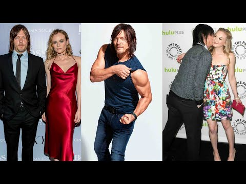 Girls Norman Reedus Has Dated  The Walking Dead