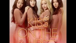 MP3 DL Melody Day Kiss on the lips