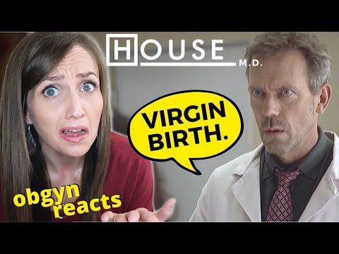 ObGyn Doctor Reacts: House, M.D. | THEY MISSED THIS?
