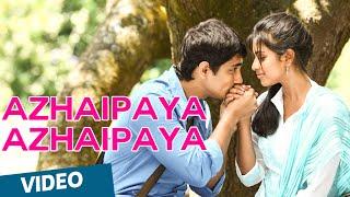 Azhaipaya Azhaipaya Video Song | Kadhalil Sodhapuvadhu Yeppadi | Siddarth, Amala Paul