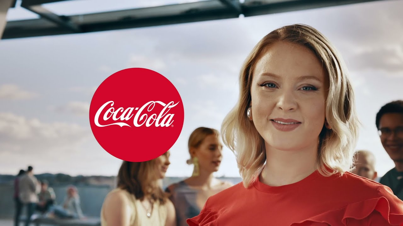 Zara Larsson - Open Up One Sip At A Time
