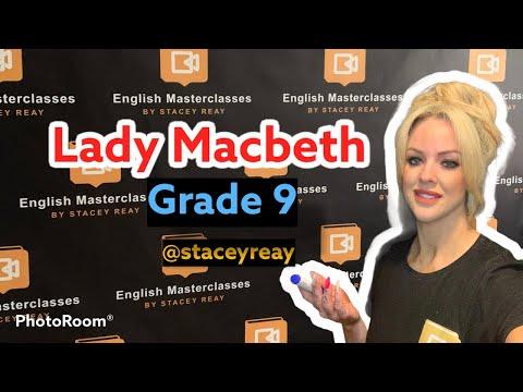 Lady Macbeth Grade 9