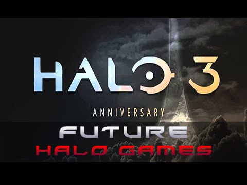 The Next 5 Halo Games Coming Out Between 2016 2020 Youtube
