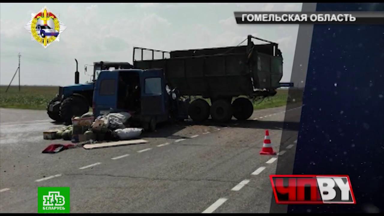 ЧП.BY ОБЗОР АВАРИЙ И ДТП 26.07.2017