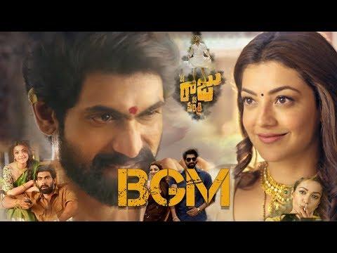 Nene Raju Nene Mantri Movie Full BGM'sRana Kajal Aggarwal