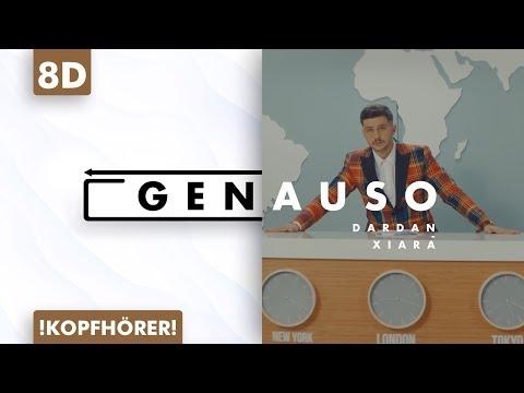 8D AUDIO | Dardan ft. Xiara – Genauso