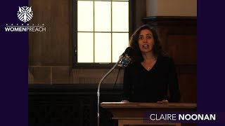 Claire Noonan Preaches for the Thirty-third Sunday in Ordinary Time