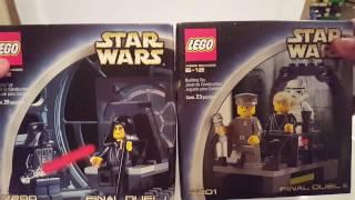 Lego Star Wars 7200 & 7201…