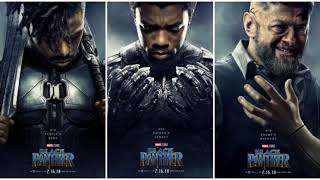 Soundtrack Black Panther (Theme Song Epic 2018) - Trailer Music Black Panther