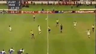 Iran vs Australia World Cup Qualification 1998