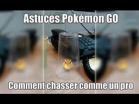 Astuce Pour Réussir Tout Ces Lancé De PokéBall! Pokemon Go